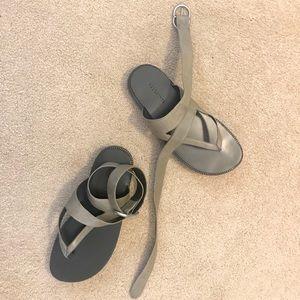 All Saints Sandal. Size 7